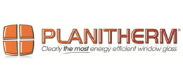 Planitherm - glazing supplier logo
